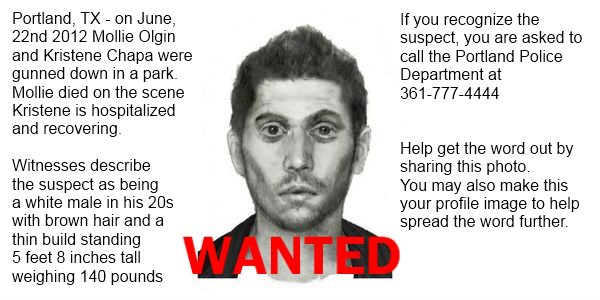 Urgent: Have You Seen This Man?